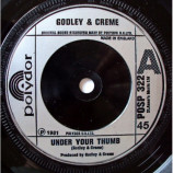 Godley & Crème - Under Your Thumb - 7