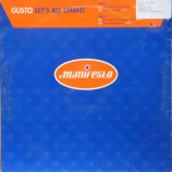GUSTO - LET'S ALL CHANT (REMIXES) - 12
