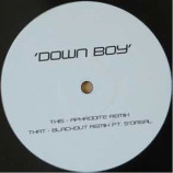 HOLLY VALANCE - DOWN BOY (REMIXES) - 12
