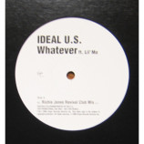 IDEAL U.S feat LIL'MO - WHATEVER - 2x12