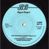 Ivor Biggun & The Red-Nosed Burglars - The Winker's Song (Misprint) - 7