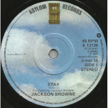 Jackson Browne - Stay - 7