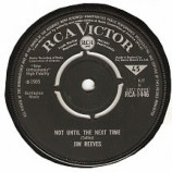 Jim Reeves - Not Until Next Time - 7