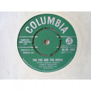 Jimmie Rodgers - The Fox And The Goose - 7