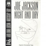Joe Jackson - Night And Day - Cassette