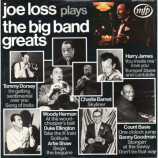 Joe Loss - Joe Loss Plays The Big Band Greats - LP