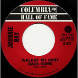 Johnnie Ray - Walkin' My Baby Back Home - 7