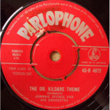 Johnnie Spence And His Orchestra - The Dr. Kildare Theme - 7