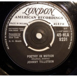 Johnny Tillotson - Poetry In Motion - 7