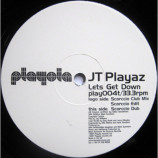 JT Playaz - Lets Get Down - 12
