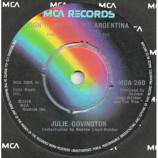 Julie Covington - Don't Cry For Me Argentina - 7
