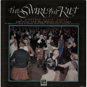 Kathie O'Connor And The Happy Highlanders - The Swirl Of The Kilt - LP - Vinyl - LP
