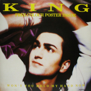 King - Won't You Hold My Hand Now (Remix) / Fish (Reprise - 7