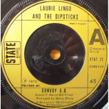Laurie Lingo And The Dipsticks - Convoy G.B. - 7