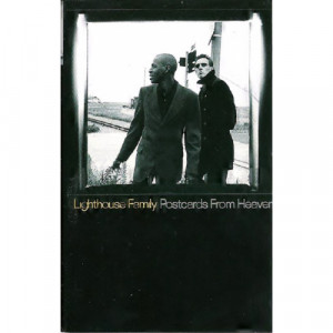 Lighthouse Family - Postcards From Heaven - Cassette - Tape - Cassete