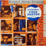 Lloyd Cole & The Commotions - Brand New Friend - 7