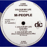 M PEOPLE - Colour My Life - 12