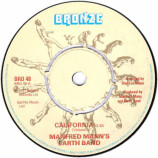 Manfred Mann's Earth Band - California - 7