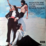 Mantovani And His Orchestra - Latin Rendezvous - LP