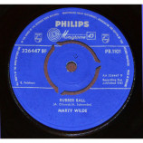 Marty Wilde - Rubber Ball - 7