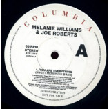 Melanie Williams & Joe Roberts - You Are Everything - 12