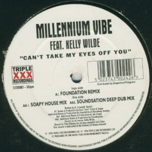 Millennium Vibe - Can't Take My Eyes Off You - 12