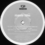 MONIE LOVE - THE POWER / IN A WORD OR 2 - 12