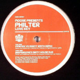 Moose Presents Philter - Love Key - 12