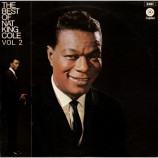 Nat King Cole - The Best Of Nat King Cole Vol. 2 - LP