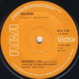 Nilsson - Without You - 7