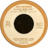 Olivia Newton-John - A Little More Love - 7