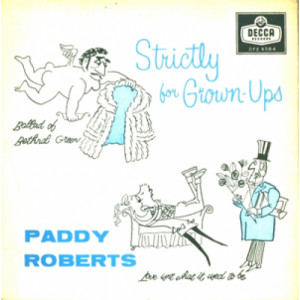 Paddy Roberts - Strictly For Grown-Ups - 7