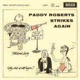 Paddy Roberts With Dennis Wilson Octet - Paddy Roberts Strikes Again - 7