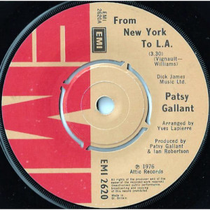 Patsy Gallant - From New York To L.A. - 7