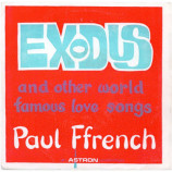 Paul Ffrench - Exodus And Other World Famous Love Songs - 7