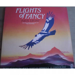 Paul Leoni - Flights Of Fancy - LP - Vinyl - LP