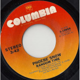 Phoebe Snow - Random Time / Every Night - 7