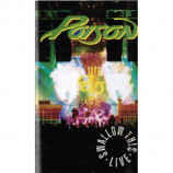 Poison - Swallow This Live - Cassette