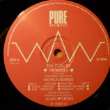 Pure DJ, The Featuring Vocals By Monica George - Promises - 12