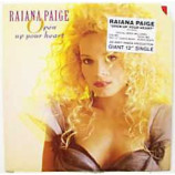 Raiana Paige - Open Up Your Heart (White Label) - 12