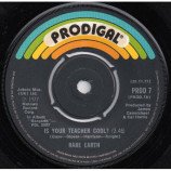 Rare Earth - Is Your Teacher Cool / Crazy Love - 7