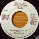Red Sovine - Colorado Cool-Aid / The Days Of Me And You - 7