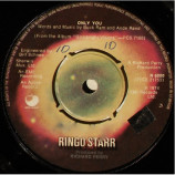 Ringo Starr - Only You b/w Call Me - 7