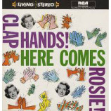 Rosemary Clooney - Clap Hands! Here Comes Rosie! - LP