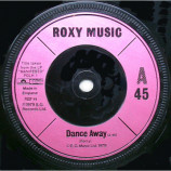 Roxy Music - Dance Away - 7