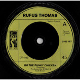 Rufus Thomas / William Bell - Do The Funky Chicken / Happy - 7