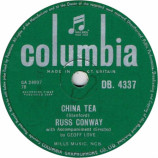 Russ Conway - China Tea / The Wee Boy Of Brussels - 10