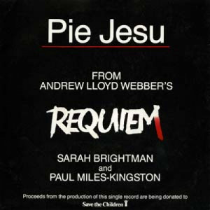 Sarah Brightman & Paul Miles-Kingston - Pie Jesu - 7