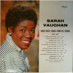 Sarah Vaughan - Sings Great Songs From Hit Shows - Part 1 - 12