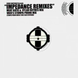 Serge Santiago - Impedance (Remixes) - 12